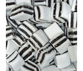 Taverners Black and White Mints - 3 Kg Bulk Pack