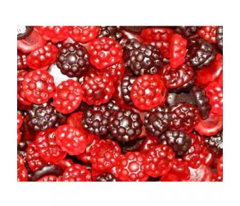 Blackberries & Raspberries - 600 Pack