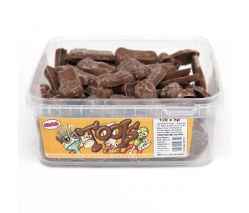 Chocolate Flavour Tools - 120 Pack