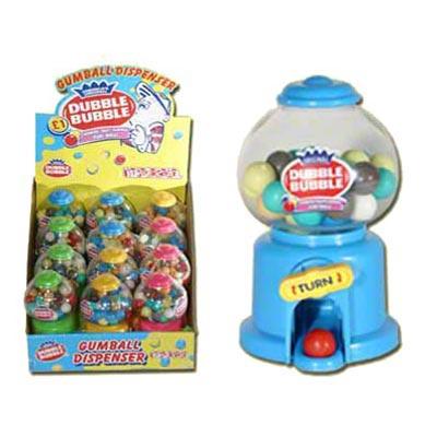 Mini Gumball Dispenser - 12 Pack