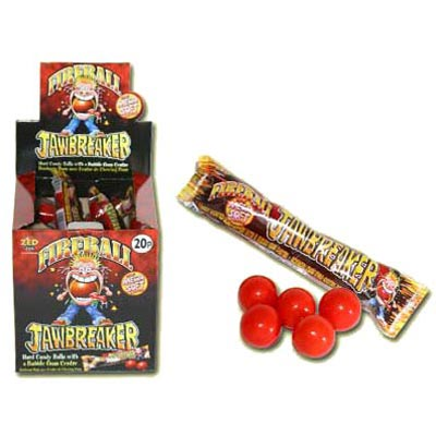 Fireball Jawbreakers - 30 Pack