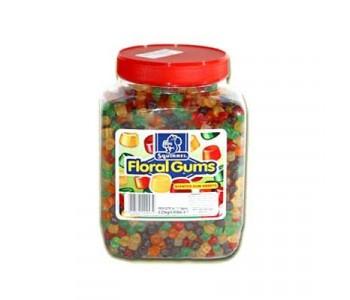 Squirrel Floral Gums - 2.25 Kg Jar