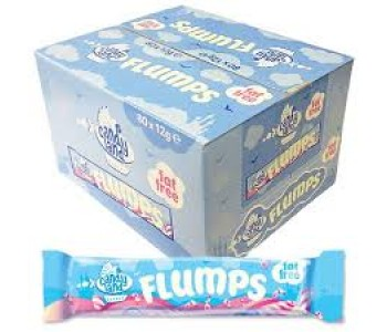 Flumps Marshmallow Twists - 80 Pack