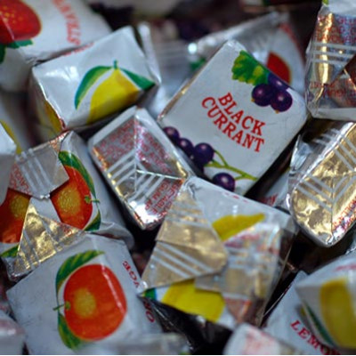 Fruit Caramels - 3 Kg Bulk Pack