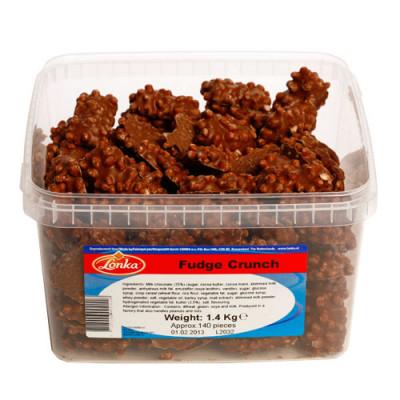 Fudge Crunch - 1.4Kg Tub