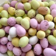 Mini Milk Chocolate Eggs - 3 Kg Bulk Pack