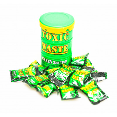 Toxic Waste Green 12-Pack