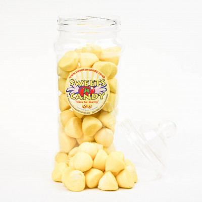 Yellow Paint Balls - Large Victorian jar (450g)