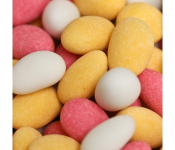 Sugared Almonds - 3 Kg Bulk Pack