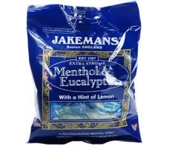 Jakemans Extra Strong Menthol & Eucalyptus - 10 Pack