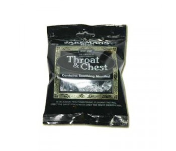 Jakemans Menthol Throat & Chest Sweets - 10 Pack