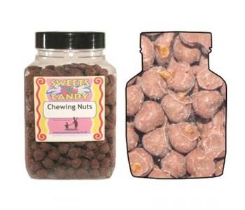 A Jar of Chewing Nuts - 1.5Kg Jar