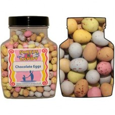 A Jar of Chocolate Eggs - 2 Kg Jar