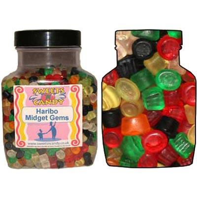 A Jar of Midget Gems - 2 Kg Jar