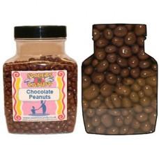 A Jar of Chocolate Coated Peanuts - 1.8 Kg Jar