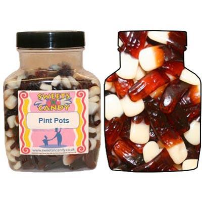 A Jar of Pint Pots - 1.5 Kg Jar