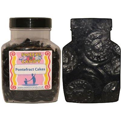 A Jar of Pontefract Cakes - 1.5 Kg Jar