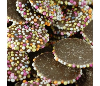 Milk Chocolate Jazzies - 3 Kg Bulk Pack