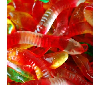 Jelly Snakes 3 Kg Bulk Pack
