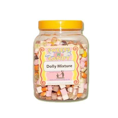 A Jar of Dolly Mixtures - 1.6 Kg Jar
