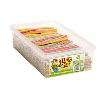 Fizzy Multicoloured Pencils - 200 Pack