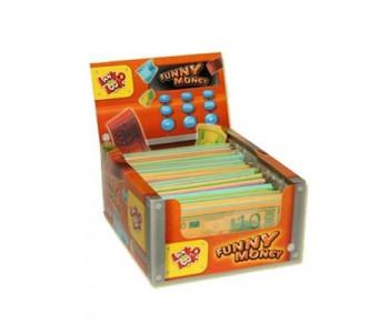 Funny Money Edible Paper Money - 24 Pack
