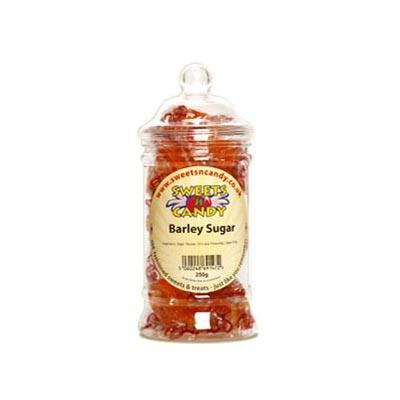 Barley Sugar - 250g Victorian Jar