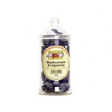 Blackcurrant and Liquorice - 250g Victorian Jar