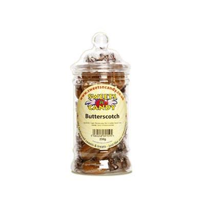 Traditional Butterscotch - 230g Victorian Jar