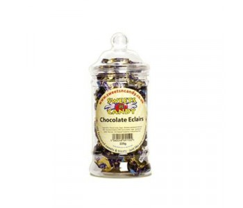 Chocolate Eclairs - 225g Victorian Jar