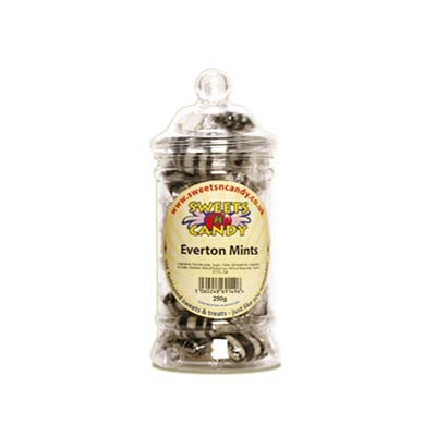Everton Mints - 250g Victorian Jar