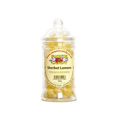 Sherbet Lemons - 250g Victorian Jar