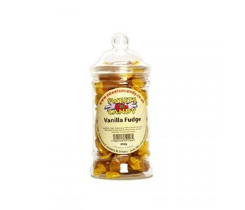 Vanilla Fudge - 250g Victorian Jar