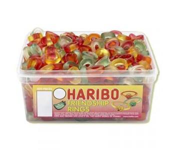 Haribo Friendship Rings - 300 Pack