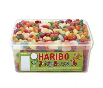 Haribo Jelly Beans - 600 Pack