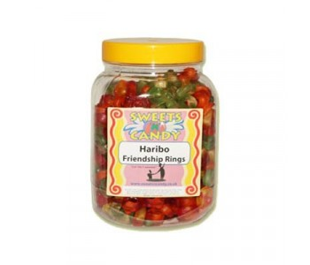 A Jar of Haribo Friendship Rings - 1.5Kg Jar