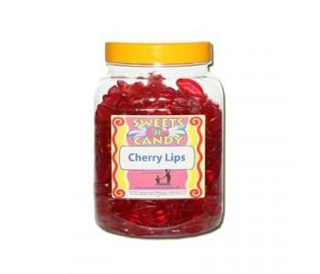 A Jar of Juicy Cherry Lips - 2Kg Jar