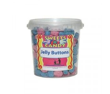 Jelly Buttons (Spogs) - 750g Tub