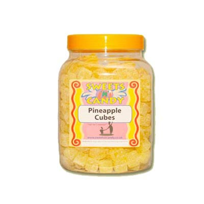 A Jar of Pineapple Cubes - 2 Kg Jar