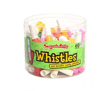 Swizzels Candy Whistles -60Pack
