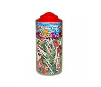 Tongue Painter Lollipops - 150 Pack