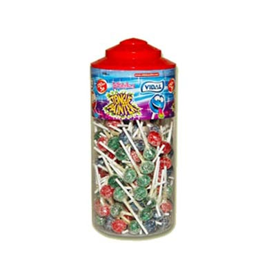 Tongue Painter Lollipops - 150 Pack