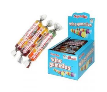 Swizzels Wine Gummies - 60 Pack