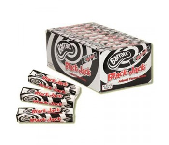 Barratts Black Jack Chews - 40 Pack