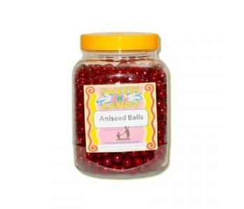 A Jar of Aniseed Balls - 2 Kg Jar