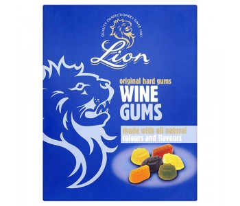 Lion Original Wine Gums - 2Kg Pack
