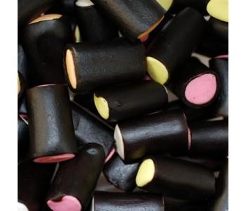 Liquorice Cream Rock Kingsway - 3Kg Bulk Pack