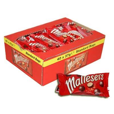 Maltesers - 40 x 37g Pack