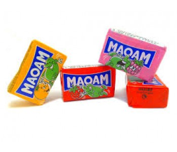 Maoam Bloxx Fruit Flavour Chews - 40 Pack