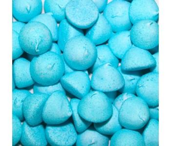 Paint Balls Sugar Coated Blue Marshmallows - 900g Bulk Pack